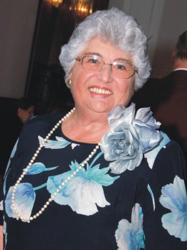 Prof. Emma Wagner, Österreich, AUI Mitglied